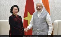 India, Vietnam Sign Nuke Pact, Three Other Agreements