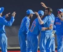 India into quarters with four-wicket win over WI