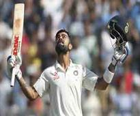 Rediff Cricket - Indian cricket - England struggle to reach 182/6 at stumps on Day Four