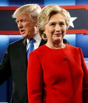 The many emotions at the first US Presidential Debate