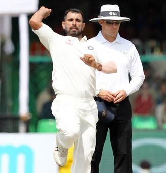 Rediff Sports - Cricket, Indian hockey, Tennis, Football, Chess, Golf - Injury-free Shami on his love affair with reverse swing
