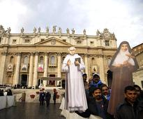 Indian Catholics rejoice as Chavara, Euphrasia conferred Sainthood by Pope Francis
