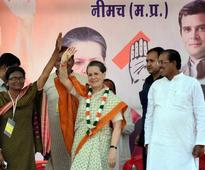 No democracy can be safe in the hands of one man: Sonia