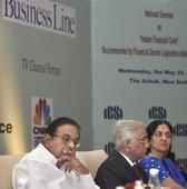 Chidambaram to get cracking on financial sector reforms