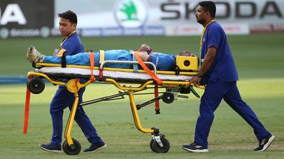 Rediff Cricket - Indian cricket - Hardik, Axar, Shardul all out of Asia Cup with injury