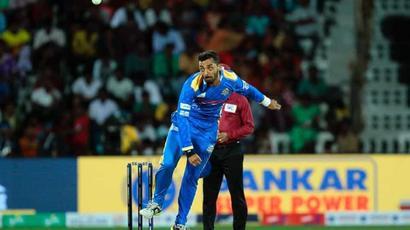 Rediff Sports - Cricket, Indian hockey, Tennis, Football, Chess, Golf - IPL Auction 2019: KXIP shell 8.4 crore for uncapped Varun Chakaravarthy, Royals...