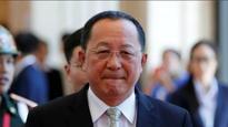 North Korea says Trump declared 'war', threatens to shoot down US strategic bombers