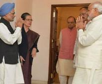 PM reaches out to Sonia, Manmohan on GST