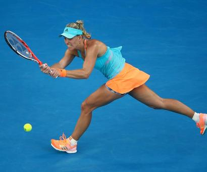 The great escapes on Day 1 of Australian Open