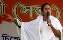 Mamata sees conspiracy behind fire in her hotel room