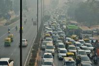 Odd-even back in Delhi from 15 April
