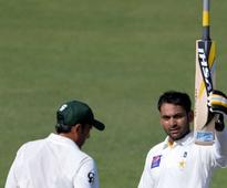 Hafeez's 178* Guides Pakistan to Dominance over New Zealand
