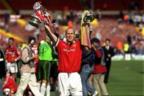 Rediff Sports - Cricket, Indian hockey, Tennis, Football, Chess, Golf - FA Cup: Old Boy Jaap Stam Set for Manchester United Return