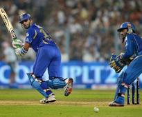 Rediff Sports - Cricket, Indian hockey, Tennis, Football, Chess, Golf - Mumbai Indians squeeze into the final