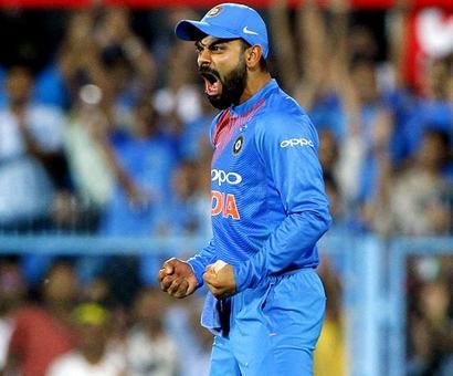 Rediff Sports - Cricket, Indian hockey, Tennis, Football, Chess, Golf - Kohli's aggression has become India's strength, says Tendulkar