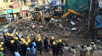 Mumbai: 4 dead in building collapse near Grant Road railway station, some feared trapped