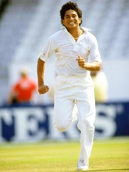 Rediff Sports - Cricket, Indian hockey, Tennis, Football, Chess, Golf - The decision that changed Tendulkar's life and Indian cricket...