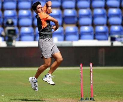 Rediff Cricket - Indian cricket - Kuldeep should play ahead of Ashwin, Jadeja in England Tests, says Swann