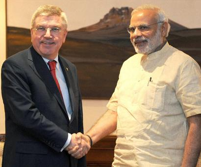 Speculation over: IOC chief says India won't bid for 2024 Olympics