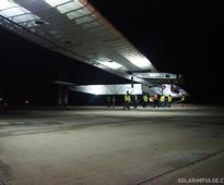 Solar-Powered Aircraft Leaves Myanmar for China