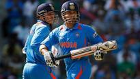 Rediff Sports - Cricket, Indian hockey, Tennis, Football, Chess, Golf - Enjoyed watching Sehwag bat the most: Sachin