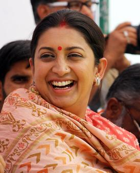 Irani turns down demands to make Sanskrit compulsory