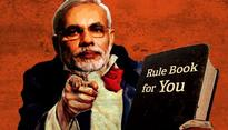 Modi tells babus to put policy over politics: 5 times he didnt do it himself