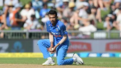 Rediff Cricket - Indian cricket - India vs Australia: Kuldeep and I have freedom to attack - Yuzvendra Chahal