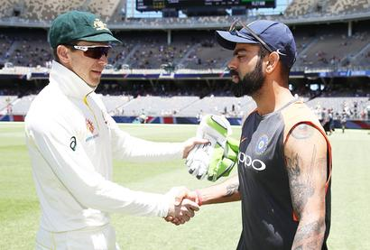 Rediff Cricket - Indian cricket - Kohli gets candid about controversial dismissal, banter exchange