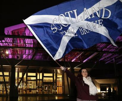 Scotland says NO to independence from UK