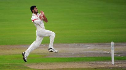 Rediff Cricket - Indian cricket - Pakistan heritage causes India visa delay for England Lion Saqib Mahmood