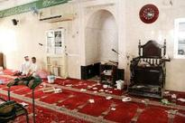 Islamic State group radio claims Saudi mosque suicide attack