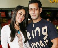 Salman Khan and I make a lovely pair: Kareena Kapoor Khan