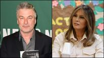 Current Bollywood News & Movies - Indian Movie Reviews, Hindi Music & Gossip - Alec Baldwin invites FLOTUS Melania Trump to join 'Saturday Night Live'