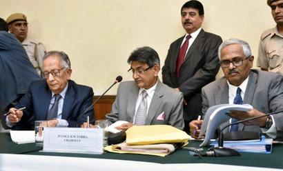 Rediff Cricket - Indian cricket - SC to BCCI: Fall in line with Lodha report and save trouble!