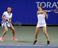 Rediff Sports - Cricket, Indian hockey, Tennis, Football, Chess, Golf - Sania Mirza Is Among Tennis Doubles Legends And India Must Take Pride In It