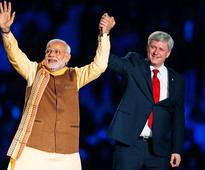 Modi's visit to Canada generated business worth 1.6 billion dollars