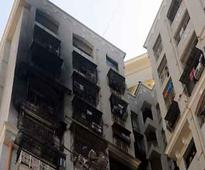 Fire on 12th floor of Mumbai high-rise, 6 firemen injured