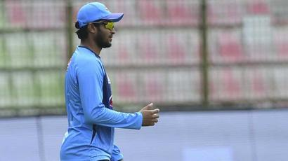 Rediff Cricket - Indian cricket - Bangladesh captain Shakib Al Hasan fined for shouting at umpire