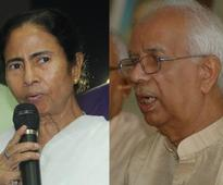 Stick to my comment, says governor as Mamata slams his Army remark