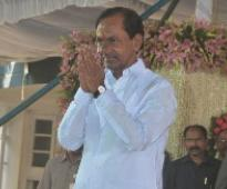 KCR pitches for 2011 census to calculate tax devolution to states