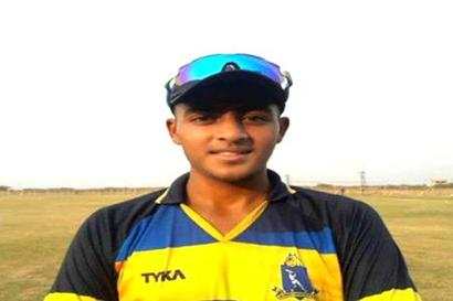 Rediff Cricket - Indian cricket - Prayas Ray Barman: 16-year-old becomes youngest millionaire after IPL 2019 auction