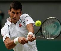 Wimbledon 2015: Novak Djokovic cruises …