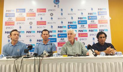 Rediff Cricket - Indian cricket - Now, Cricket set to introduce red cards!
