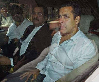 I wasn't drinking or driving, Salman tells court in hit-and-run case