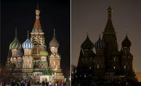 Rashtrapati Bhavan to London Eye: Millions turn off lights as world observes Earth Hour