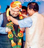 Shah shrugs off bypoll whack