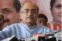 Arvind Kejriwal camp accuses Shanti and Prashant Bhushan of wanting to have vice-like grip on AAP
