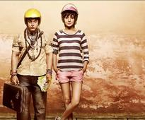 Aamir's PK rocks at box office, crosses Rs.50 cr mark in two days