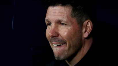 Rediff Sports - Cricket, Indian hockey, Tennis, Football, Chess, Golf - Atleti boss Diego Simeone apologises for controversial celebration in Juventus ...